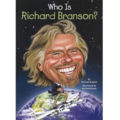 Who Is Richard Branson? 理察·布蘭森爵士